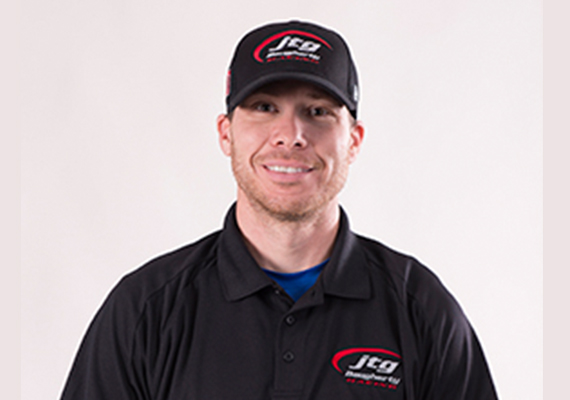 Pit Crew Position: 47 Rear Tire Changer<br /> Birth Date: July 24, 1978<br /> Hometown: Iverness, Florida <br /> Favorite Sport Outside of NASCAR: Football<br /> Hobbies Mountiain biking<br />  Went to 5 off 5 in 2001, it was a school for pitstops. I've worked for many teams in the past, including Evernham Motorsports, Dale Earnhardt Incorporated, Roush Fenway Facing and Hendrick Motorsports. My first NASCAR Cup Series win was at Roush with the No. 16 car at Texas Motor Speedway. <br />    My expectations for this season is to win races and run up front all season. The off season is pretty short, so just spending time with my family. Night races are the toughest part of my job.